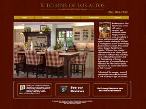 Kitchens of Los Altos